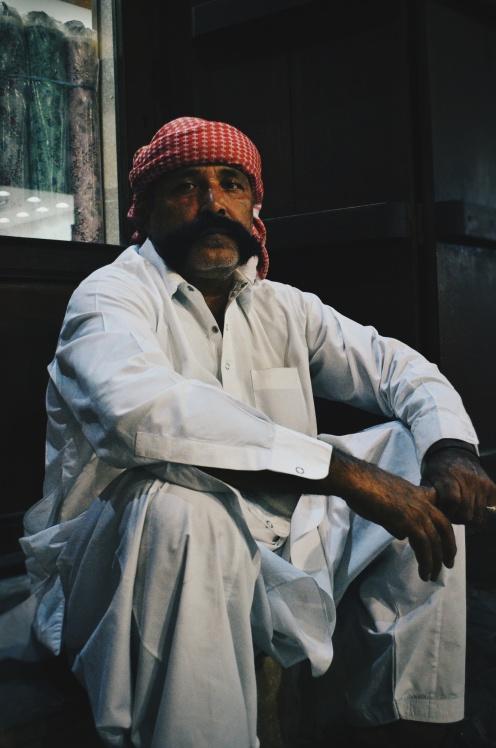 Macho mustache