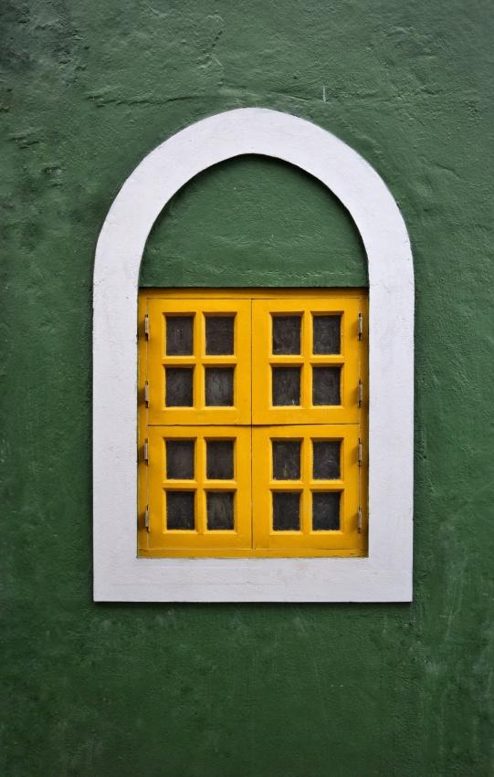 The Green Window